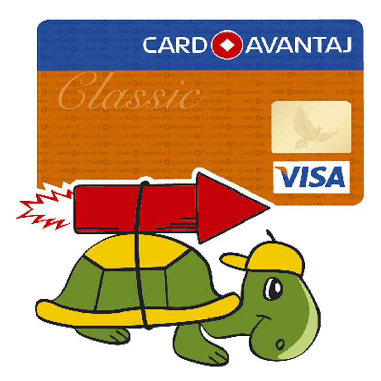 Odorizant Personalizat Card