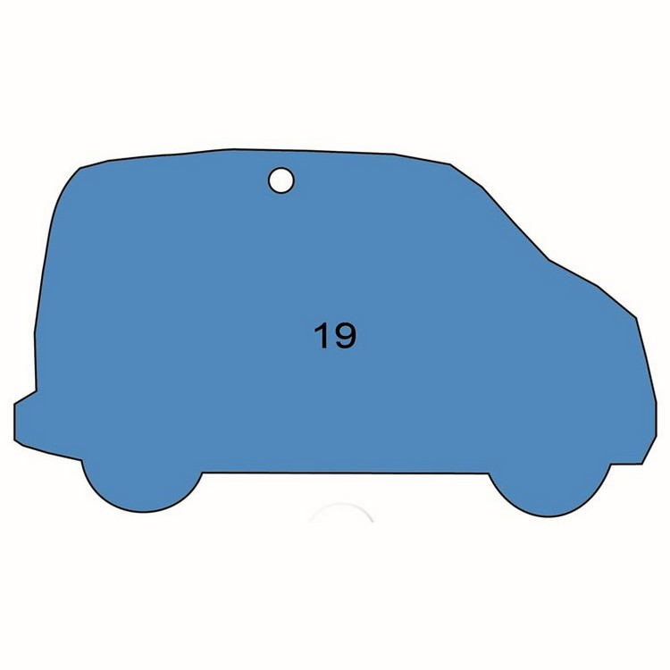 Stante odorizante auto - Van