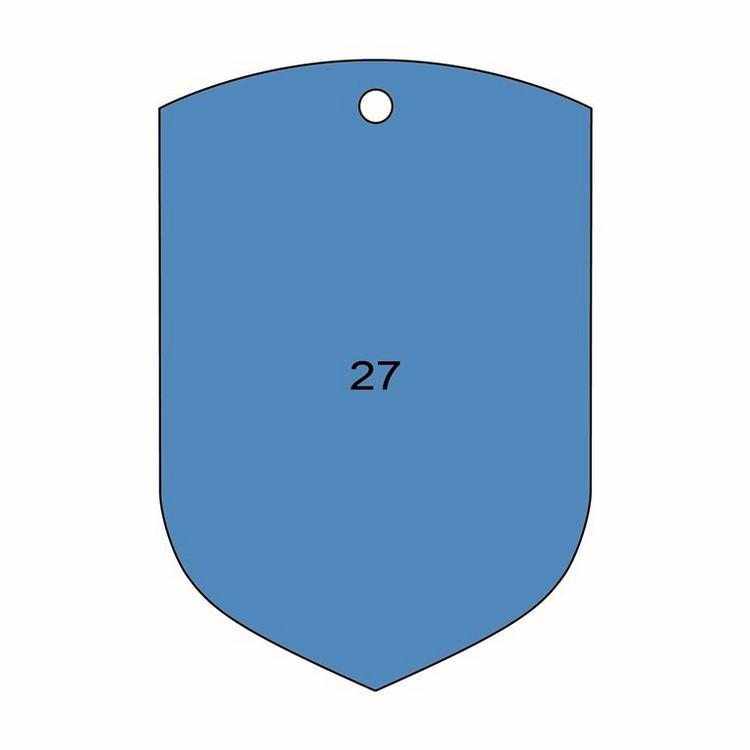 Stante odorizante auto - Emblema 1