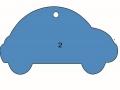 Stante odorizante auto - Masina Profil